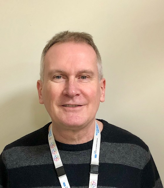 """STEPHEN COLEMAN - Clinical Trials Pharmacist, University Hospitals of Leicester   """"Making EDGE & Pharmacy work for you"""""""