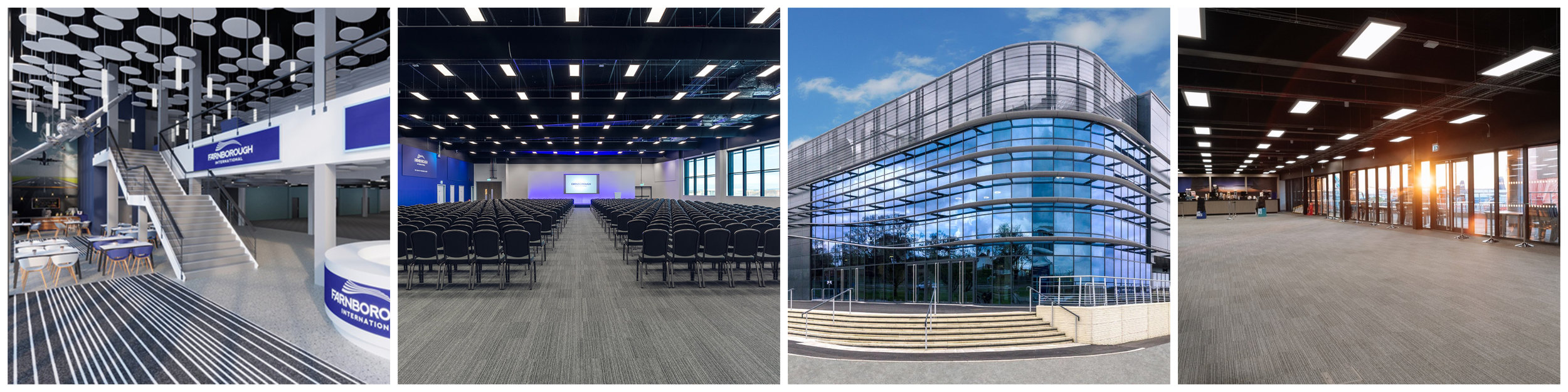 Farnborough conference centre EDGE