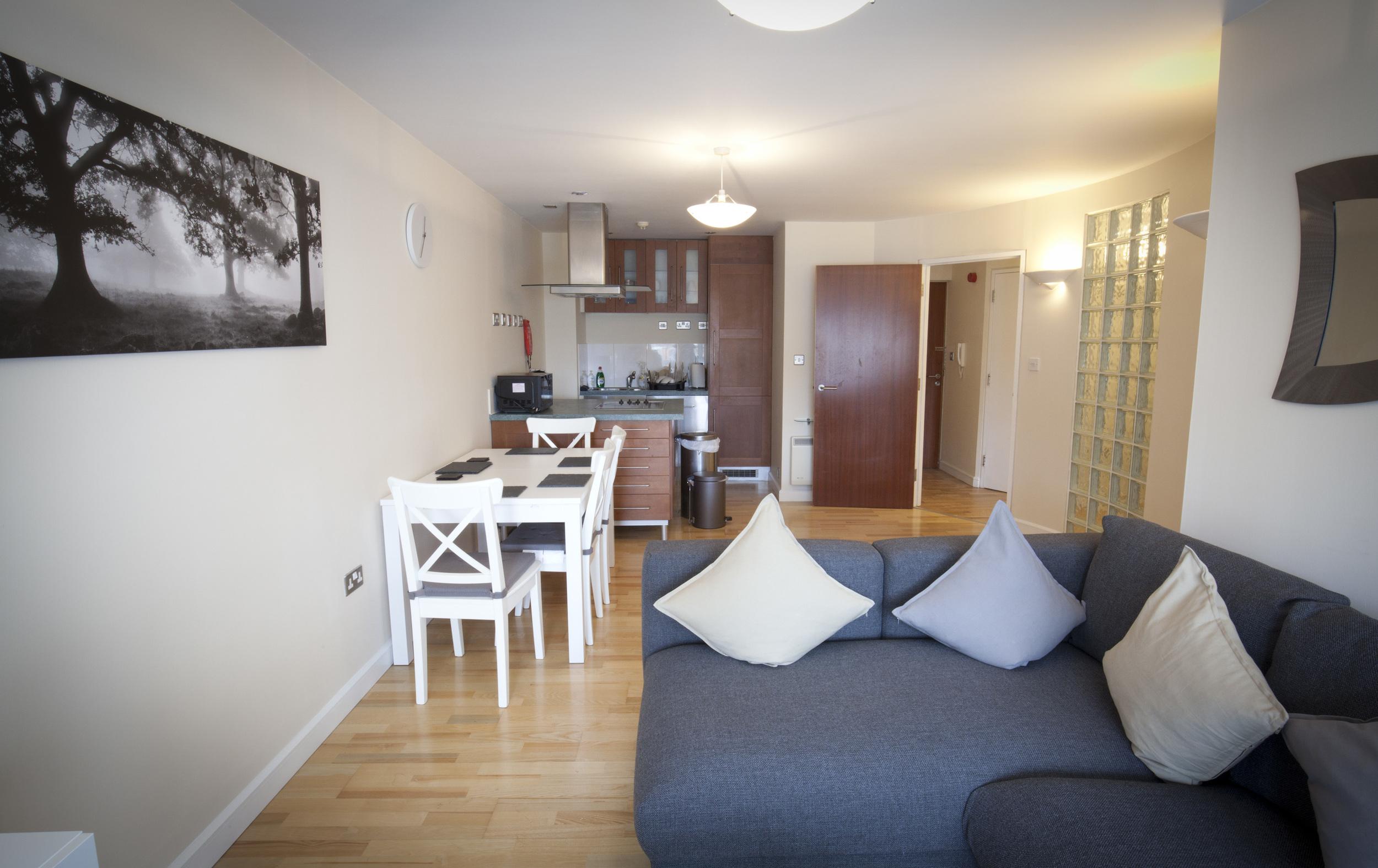 Open plan kitchen-dining-living room.JPG