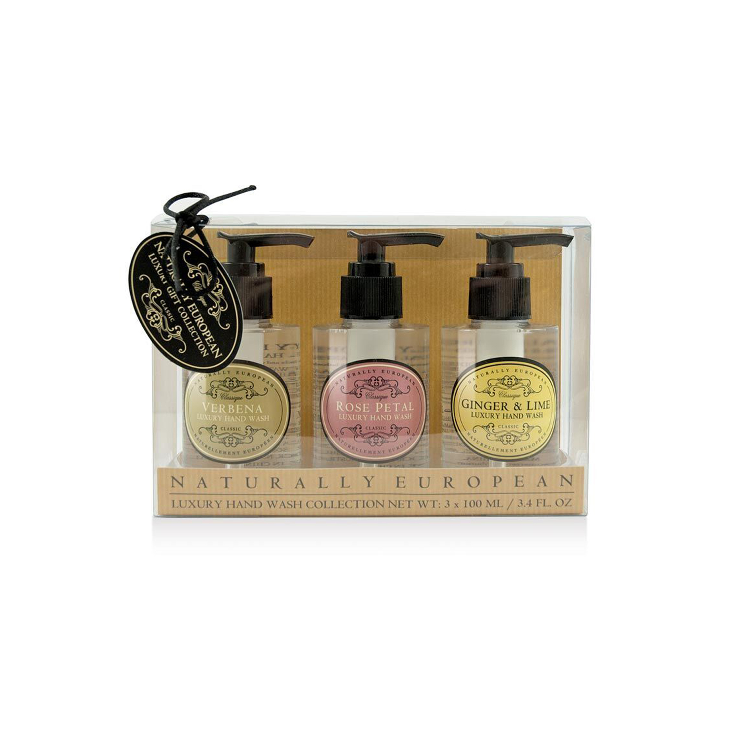 Naturally European Mini Hand Cream Set | The Candle Tree
