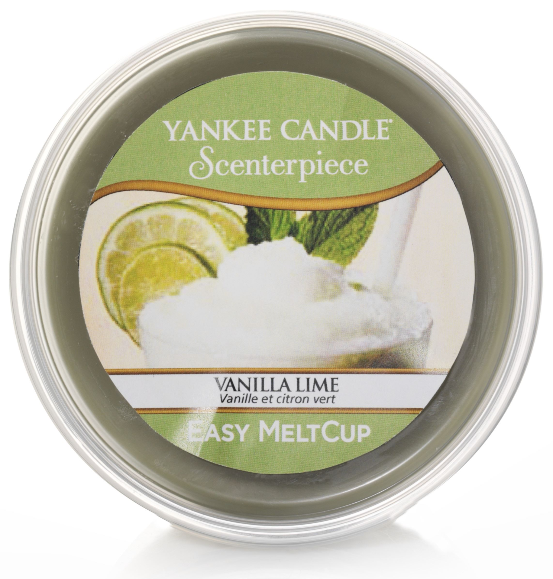 Vanilla Lime Scenterpiece Easy Meltcup