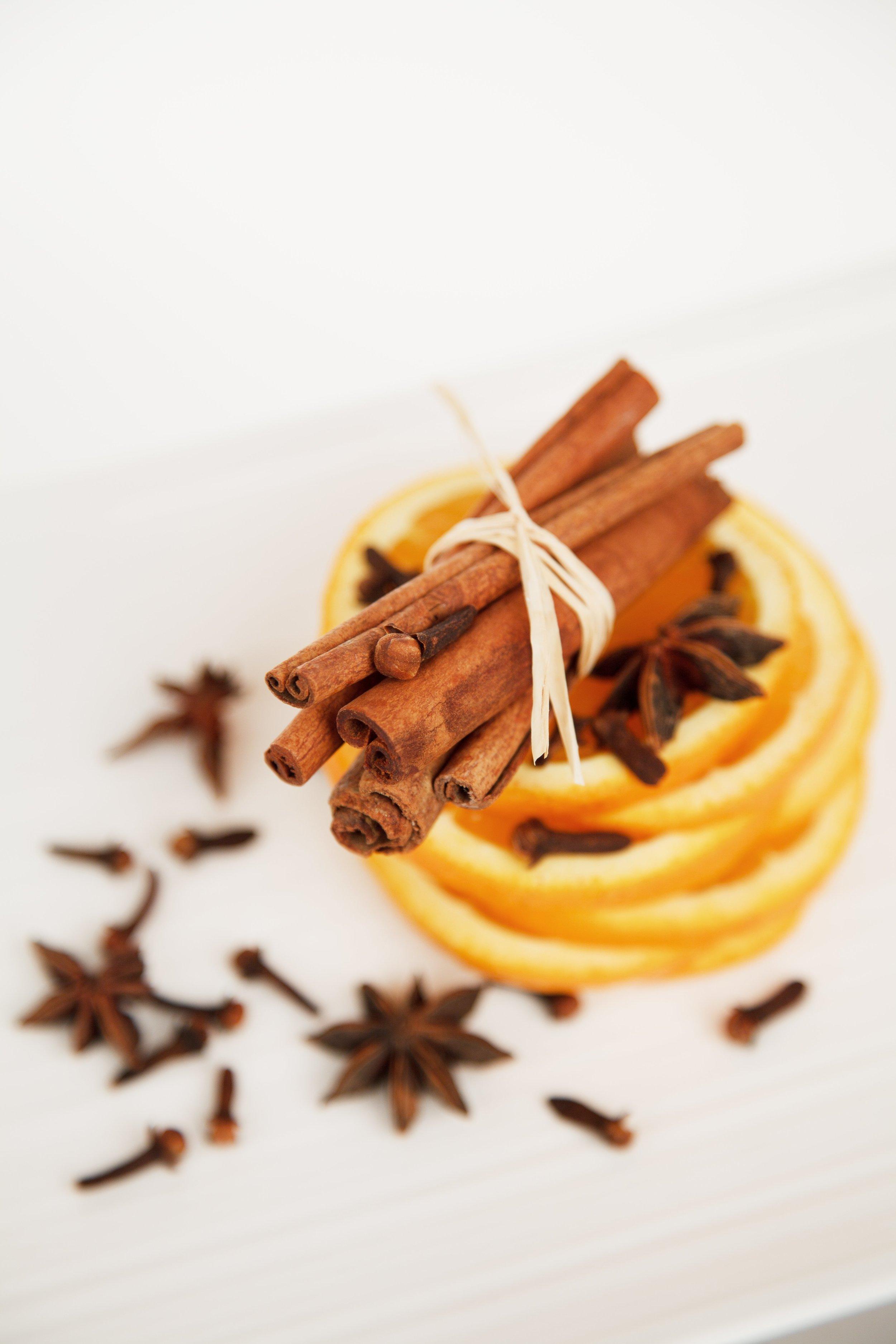 Seasonal Cinnamon & Orange