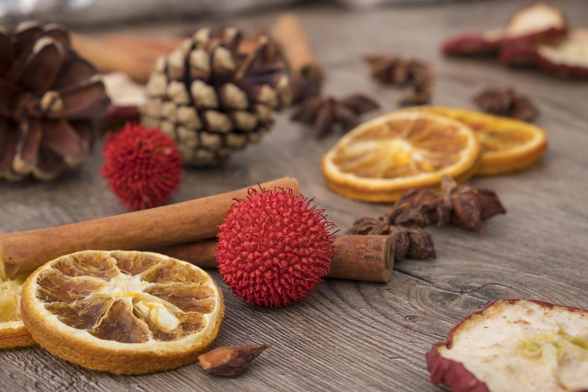Seasonal Orange & Cinnamon