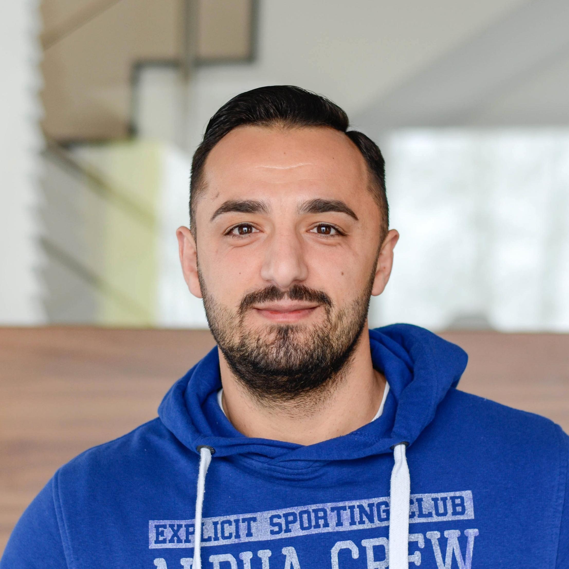 Muhamed Bajrami  Logistik