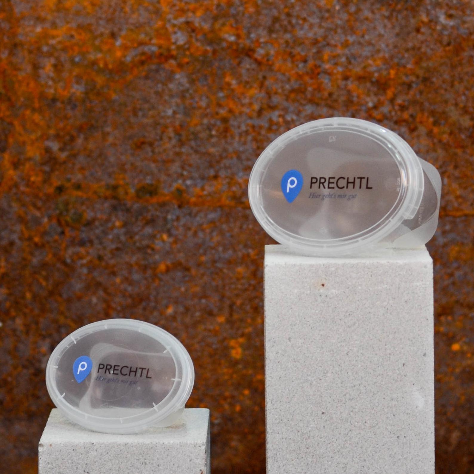 Elitocup   |transparente Folie und weiß hinterlegt