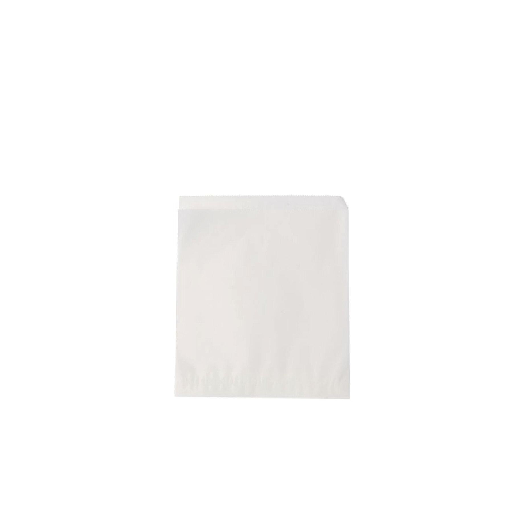 WEBAbag  Snackbeutel  aus Pergamentersatz    individuell bedruckbar, durchscheinend, fettbeständig, kompostierbar