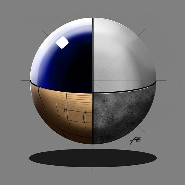 Material orb? Chromed steel, matte polycarbonate, raw oak and concrete. . Sketched in @autodesksketchbook. . #sketchdaily #sketching #instasketch #productdesign #industrialdesign #produktdesign #dailysketch #productsketch #id #idsketching #idsketches #idsketch #sketch #sketches #designinspiration #product #ideation #sketchbook #art #instagood  @industrialdesigncommunity @everydaydesignuk @wirebook @sketch.archive @idsketchesofficial @rotioofficial @the.designjournal