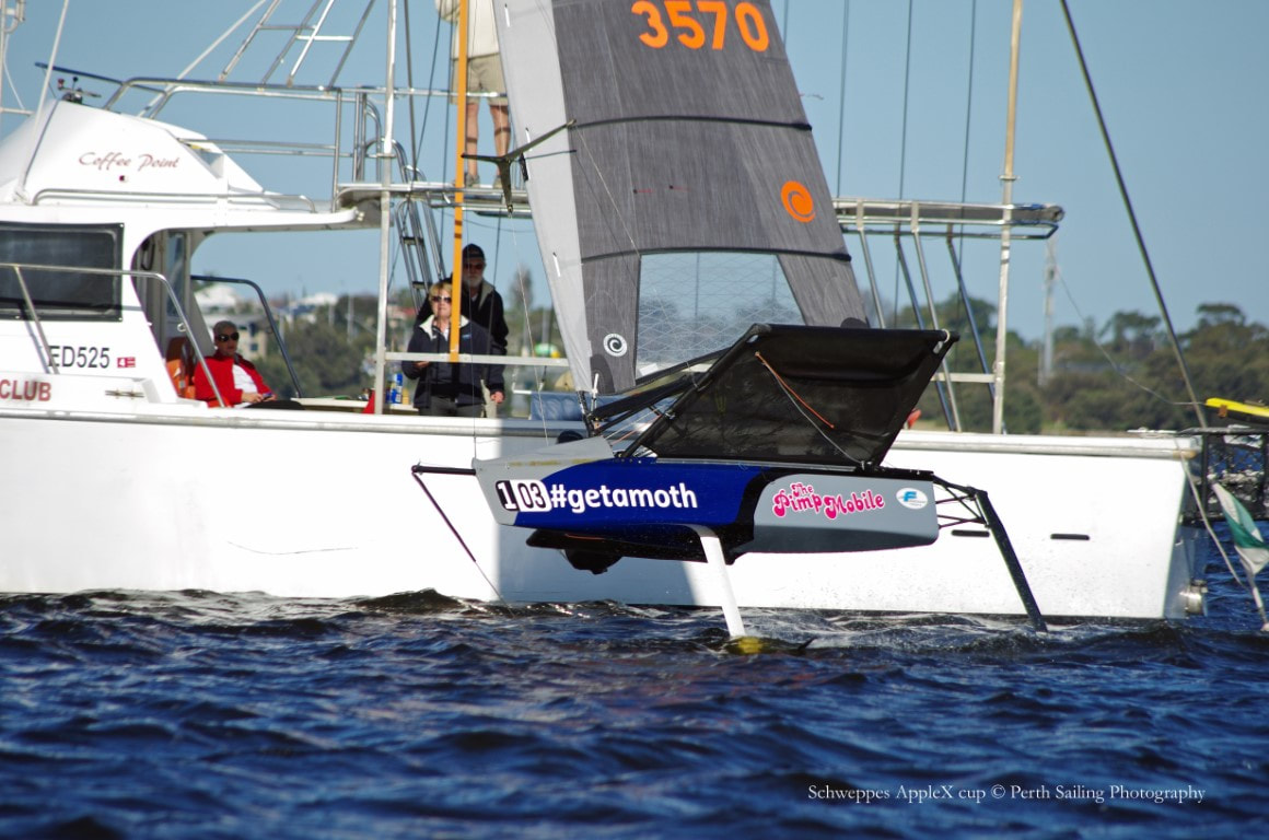 OW11 race tested 2019 Applecross Cup