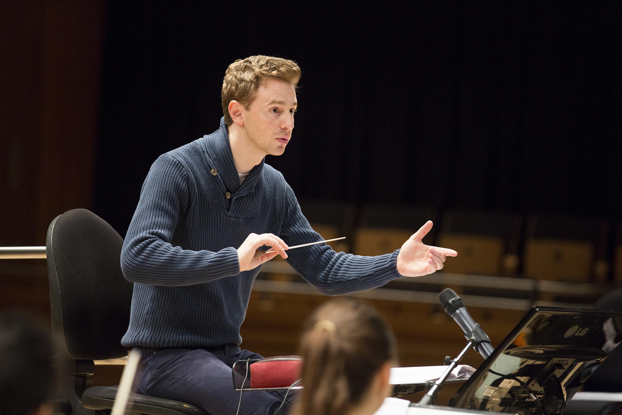 Hugh Brunt Conductor