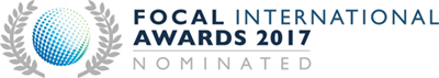 - Finalist for Focal International 2017 Best Use of Footage in a Factual Production Award