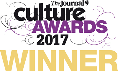 - Winner of Journal Culture 2017 Best Event Sunderland Award