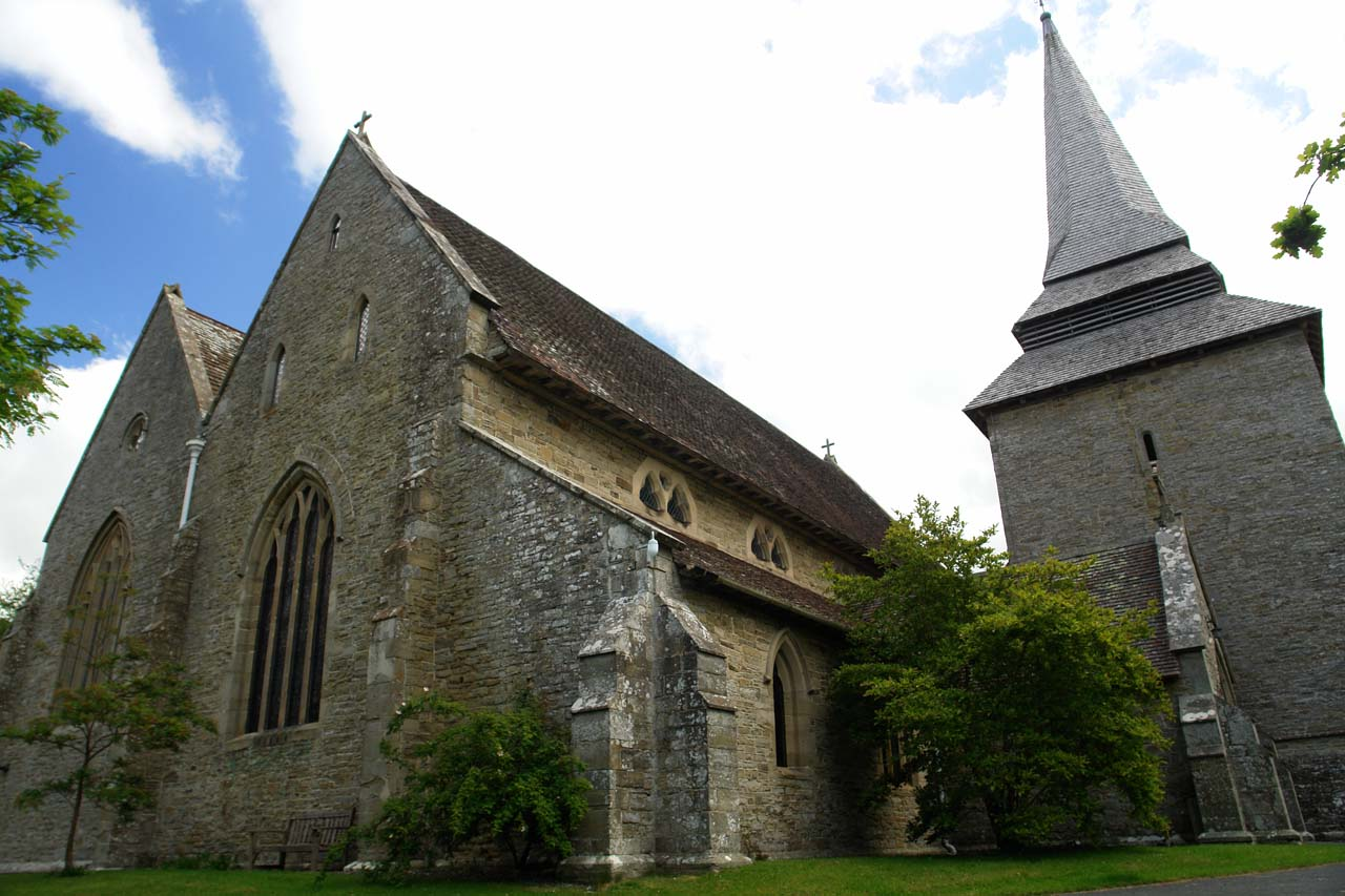 St Mary's, Kington
