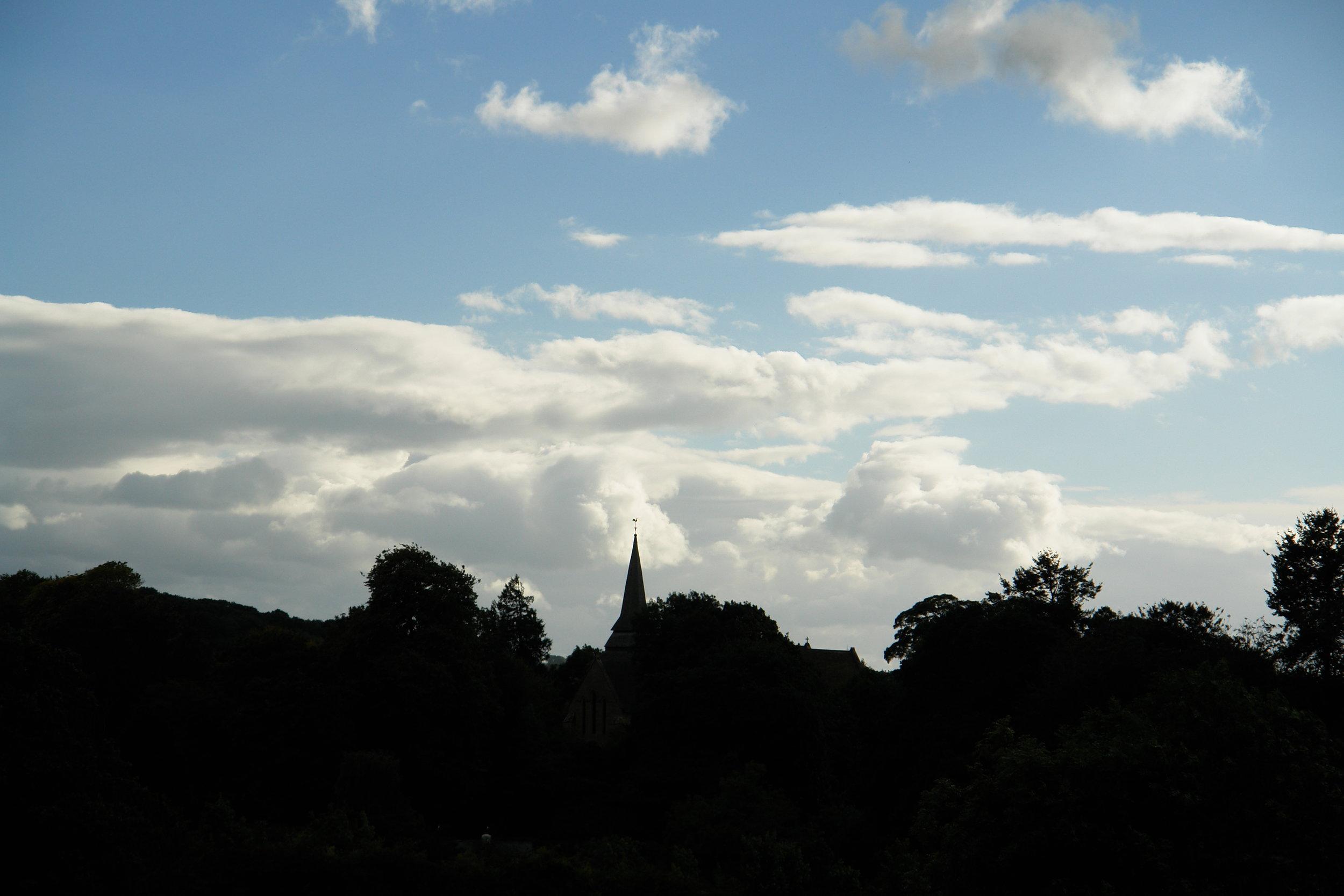 Kington St Mary's Bradnor Views 16-9-16 394.JPG