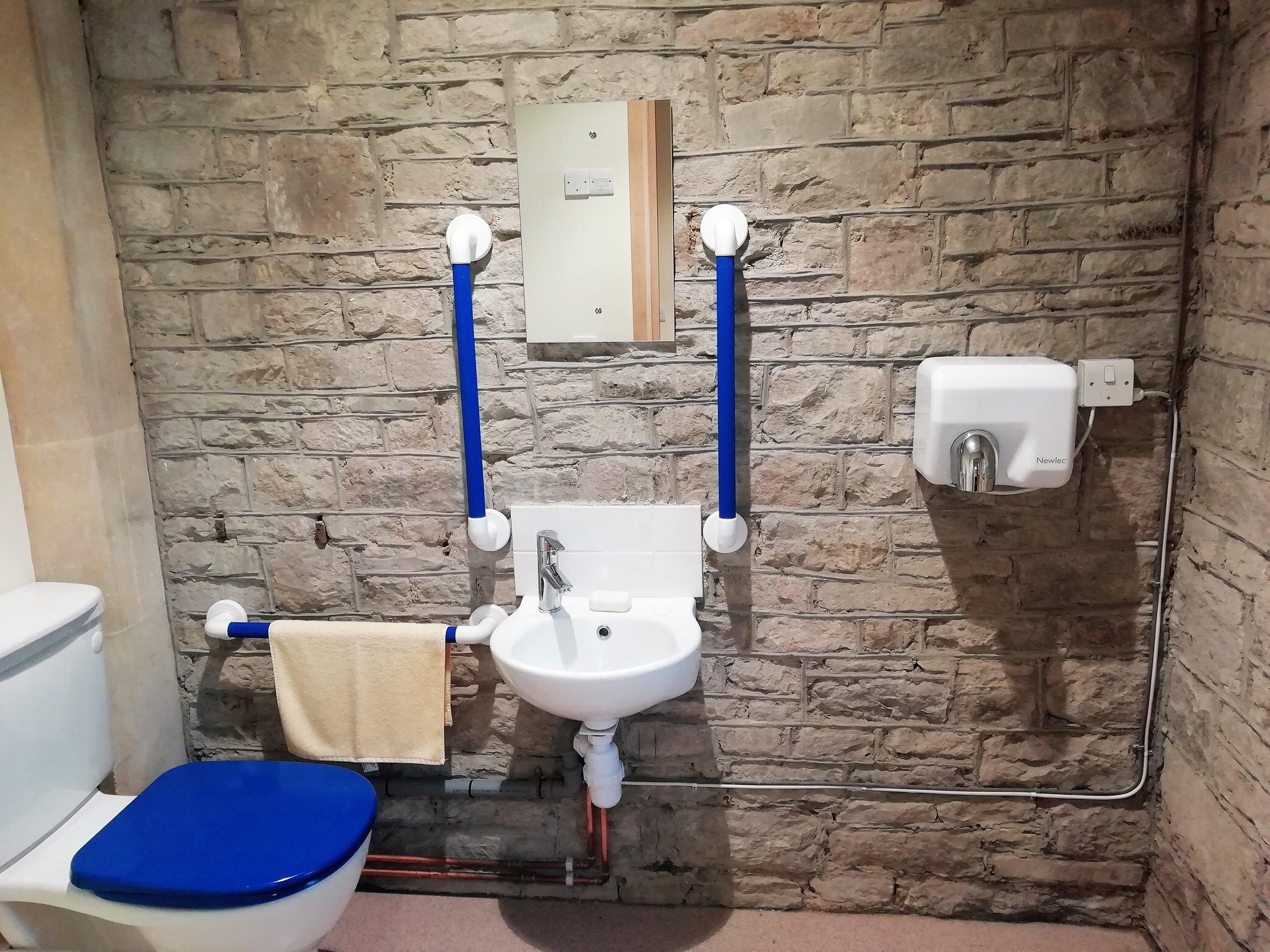 Handwashing and drying facilities.jpg