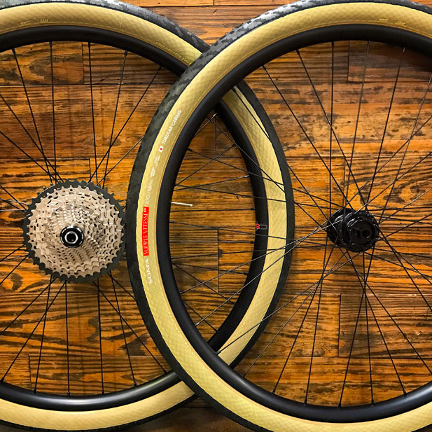 Custom Wheel Gallery — COLONEL'S BICYCLES