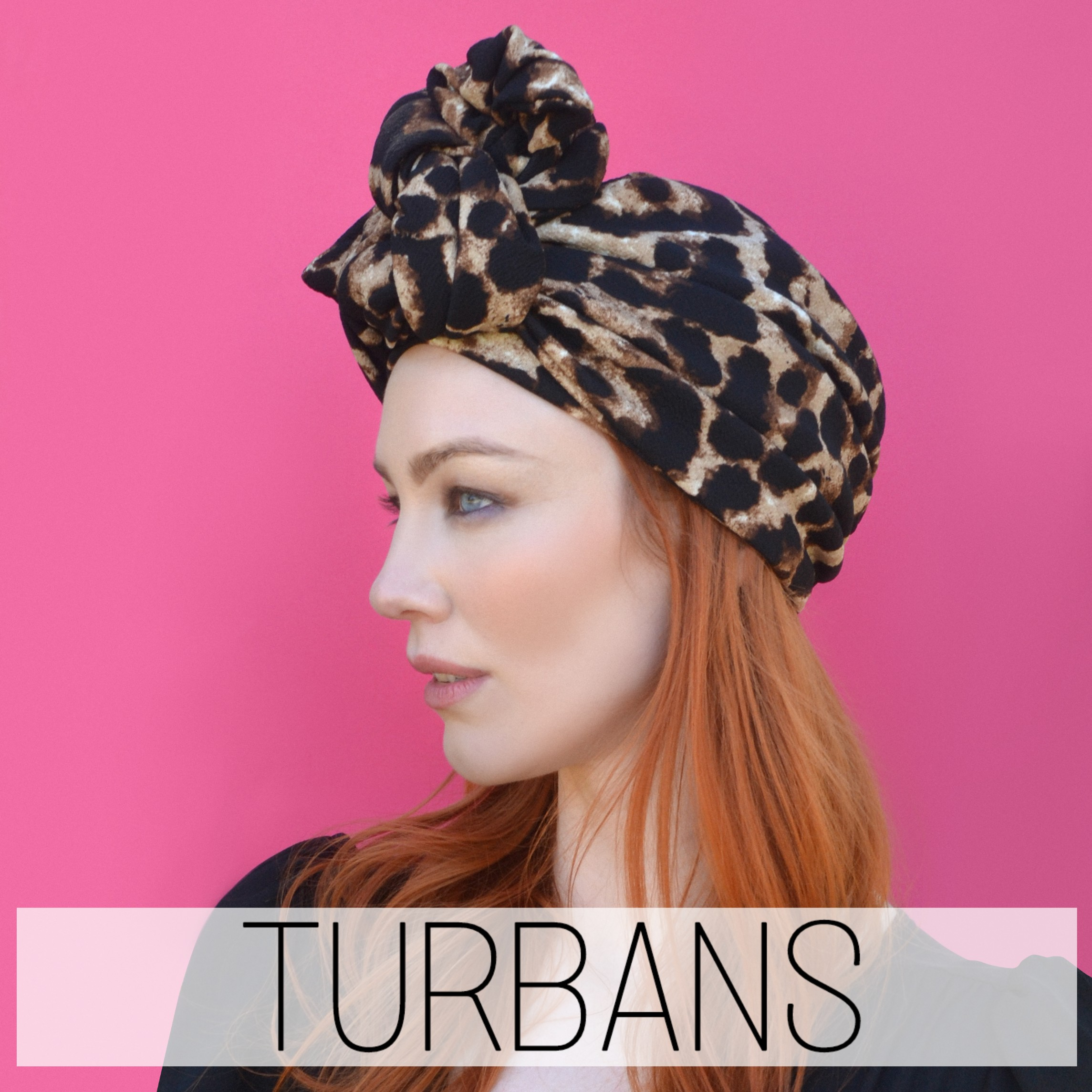 SHOP TURBANS