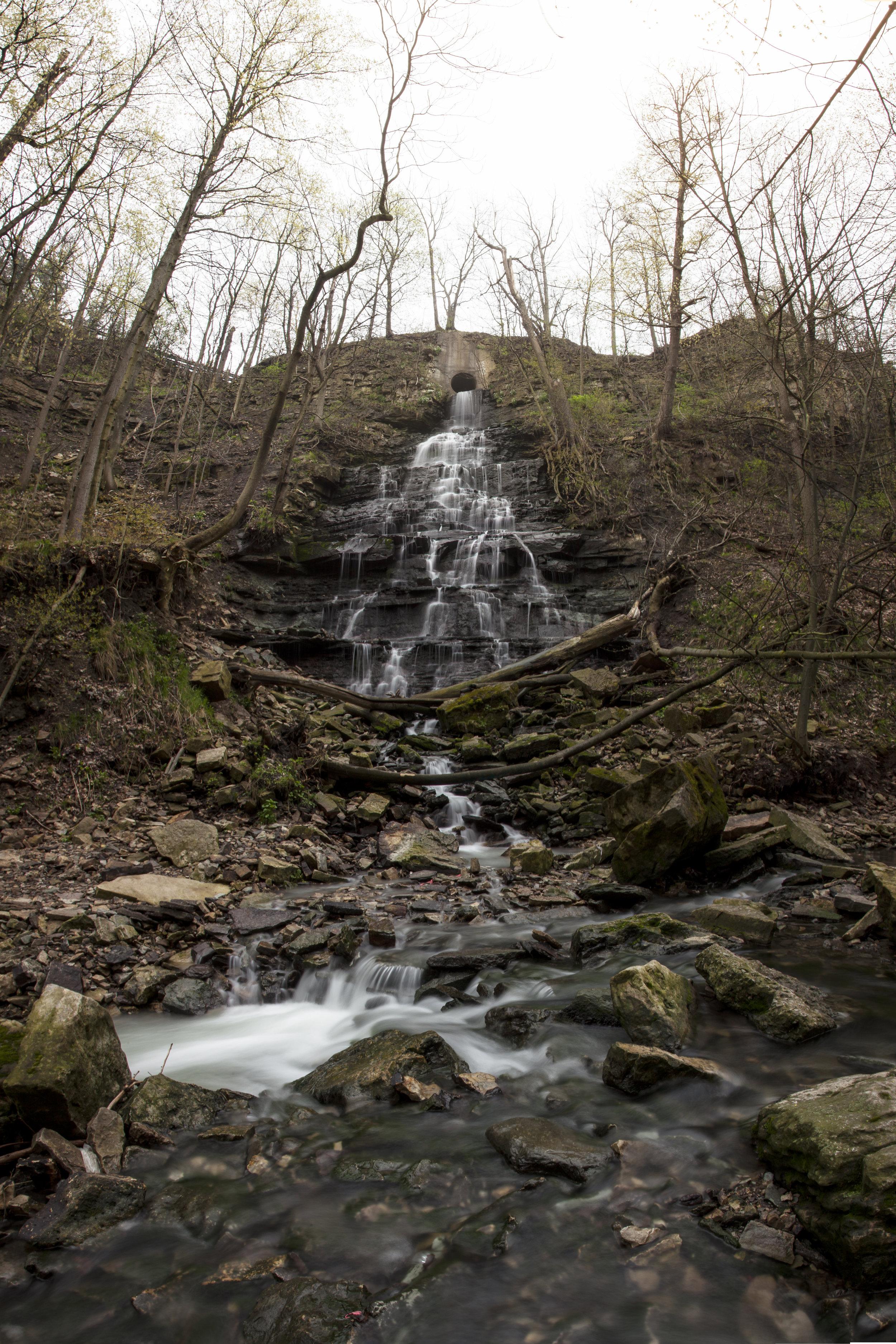 Lower Chedoke Falls