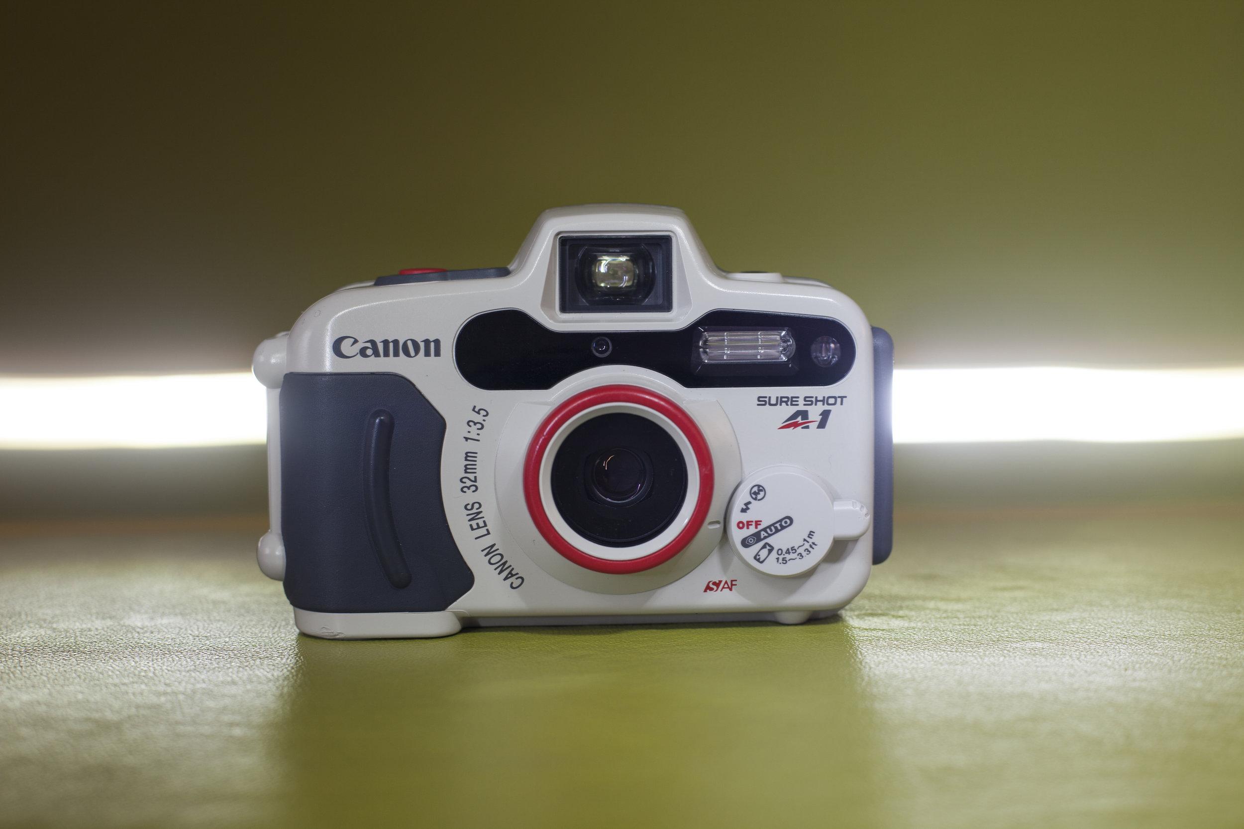 The Canon Sure Shot A1