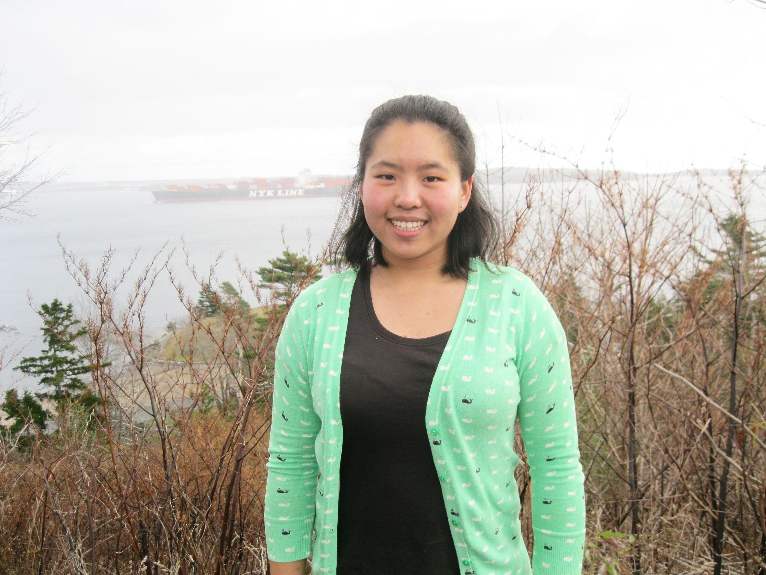 Chantal Peng (NS)