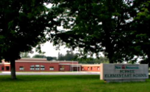 SUSSEX ELEMENTARY, NB