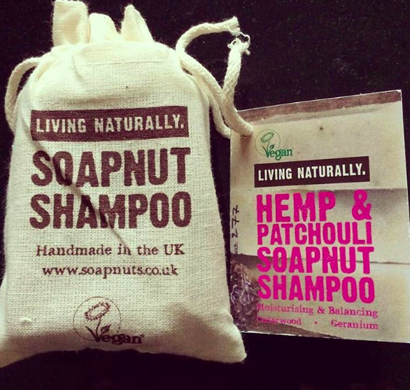 Soapnuts, have a passion for making our environment natural.