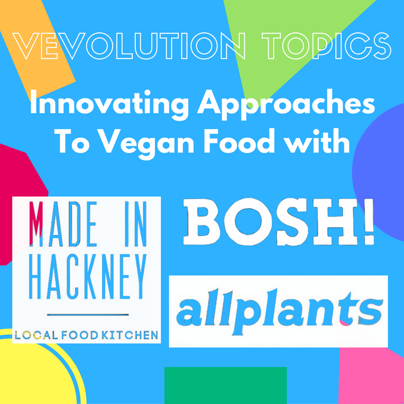 The first Vevolution Topics, event takes place on the 7th February
