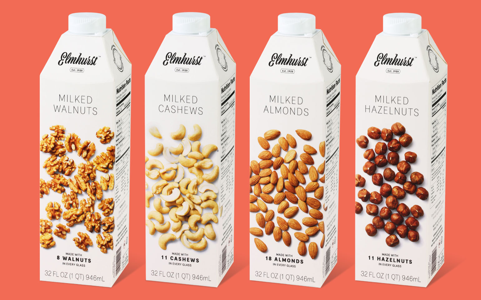 Elmhurst Dairy switched to producing plant-based milk after 92 years producing cows milk.