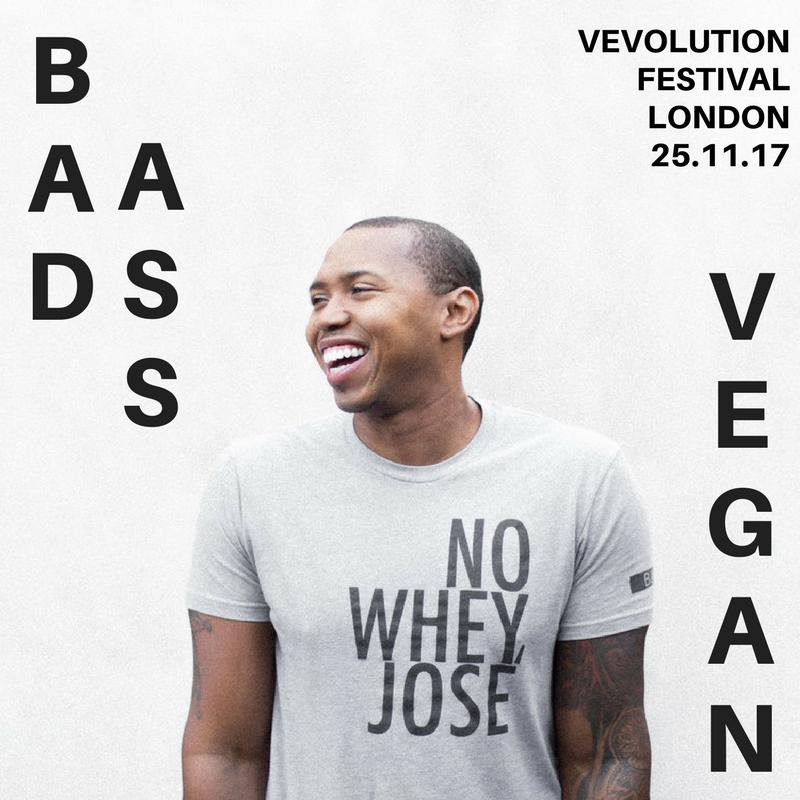 John Lewis, Badass Vegan