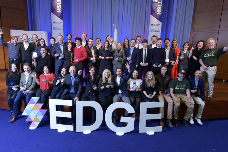 Putting veganism on the map. The Vegan Kind won £75,000 in the Scottish Edge Challenge