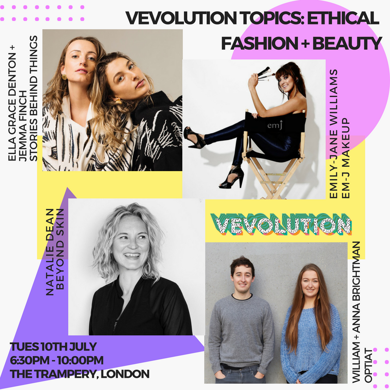 Vevolution Topics Ethical Fashion + Beauty