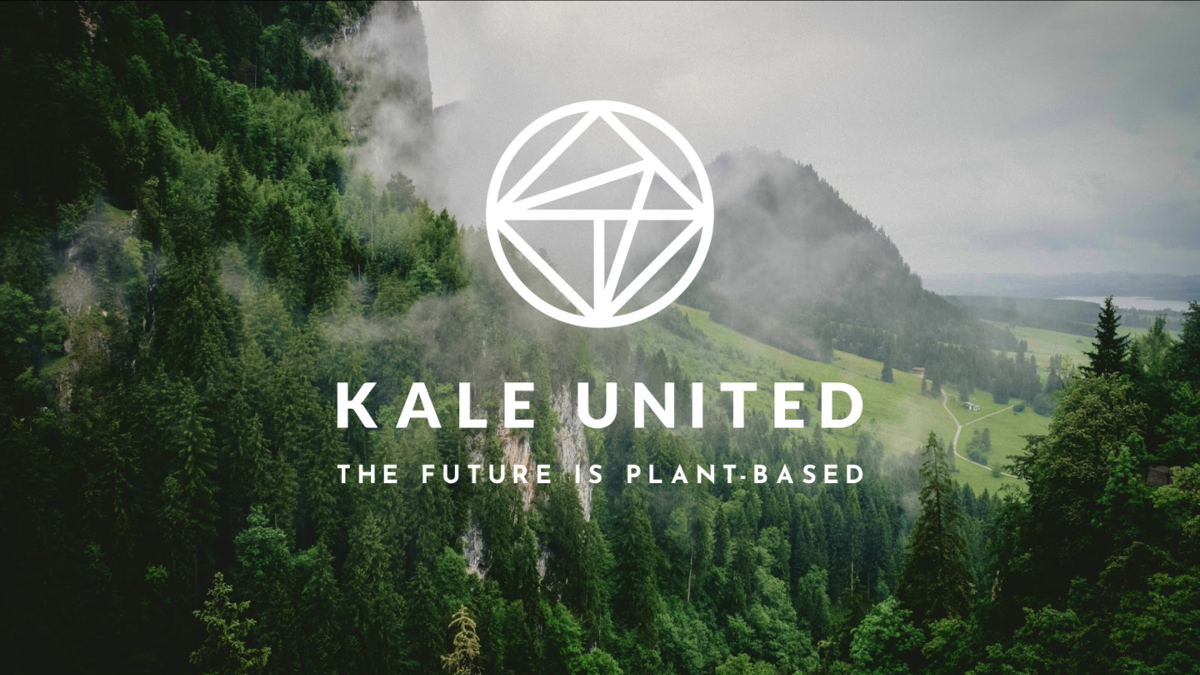 Kale United is crowdfunding money to support plant-based businesses