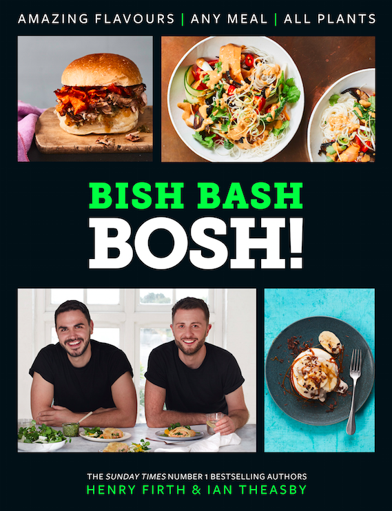 BOSH! BISH BASH BOSH is now available for pre-order