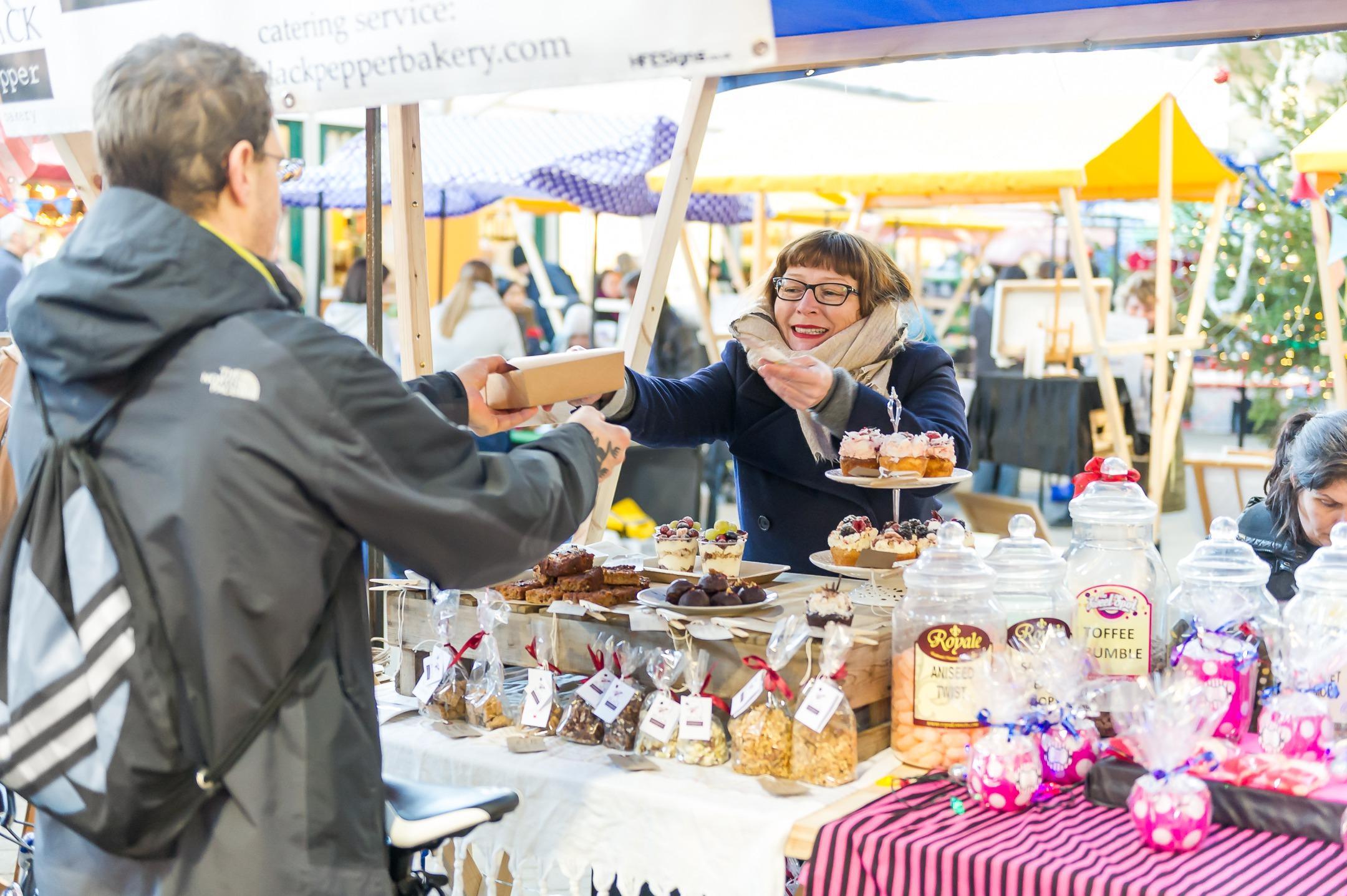 (Photo Credit: Brighton Open Market)