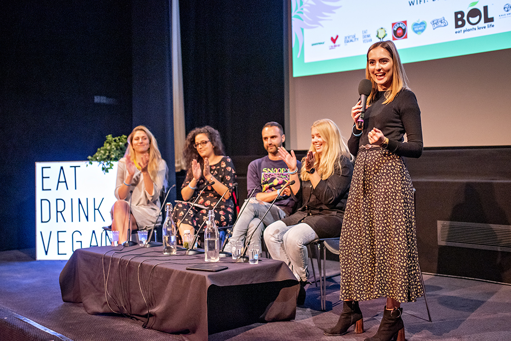 - You will be able to hear from some amazing ladies that are passionate about making beauty and fashion ethical & sustainable. On the panel, they will be exploring a cruelty-free fashion and beauty future. Panelists include: Laura Way, Ellis Goodridge, plus more!