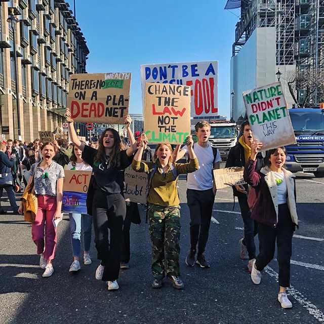Source: YouthStrike4Climate