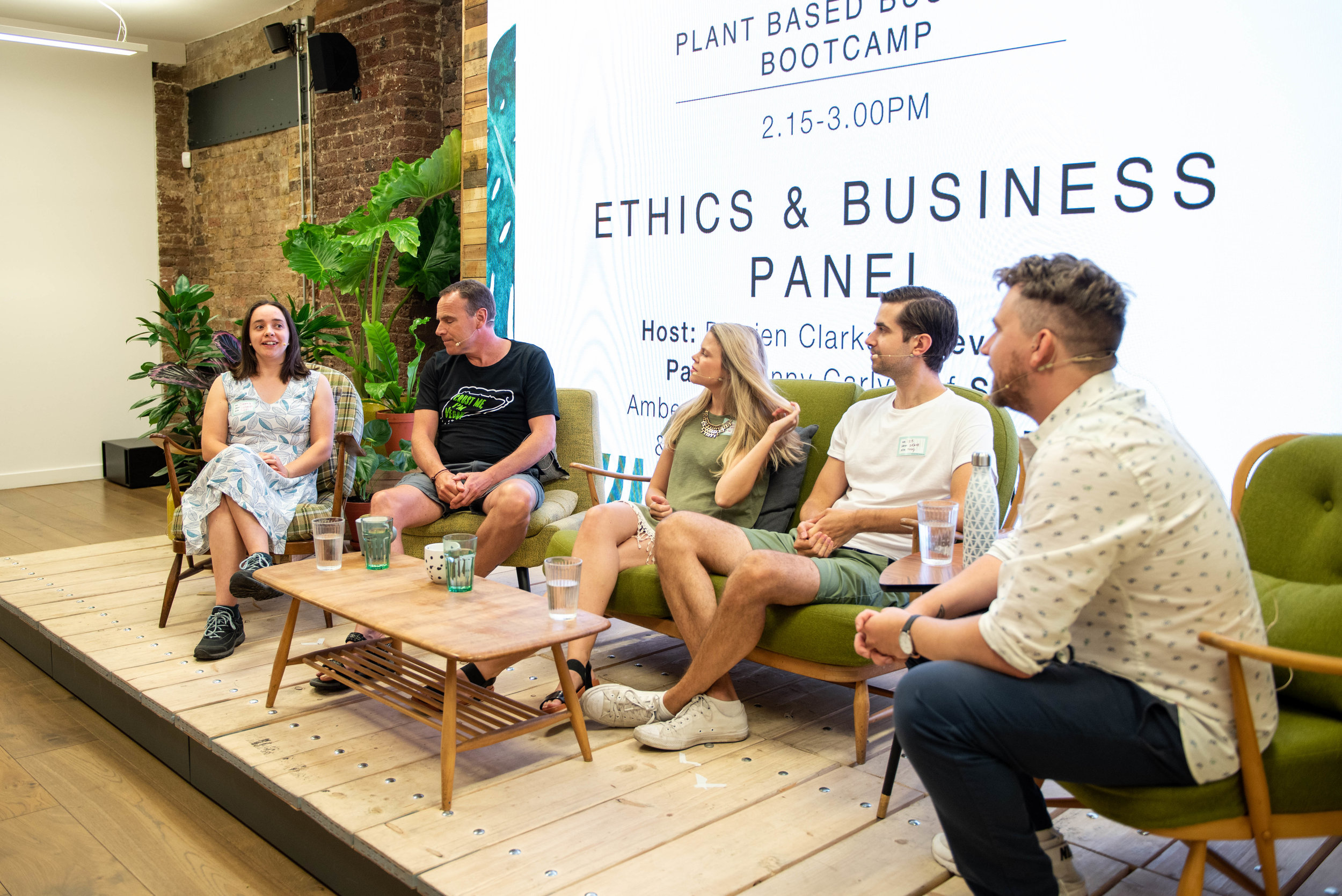 Plant Based Business Bootcamp 2018