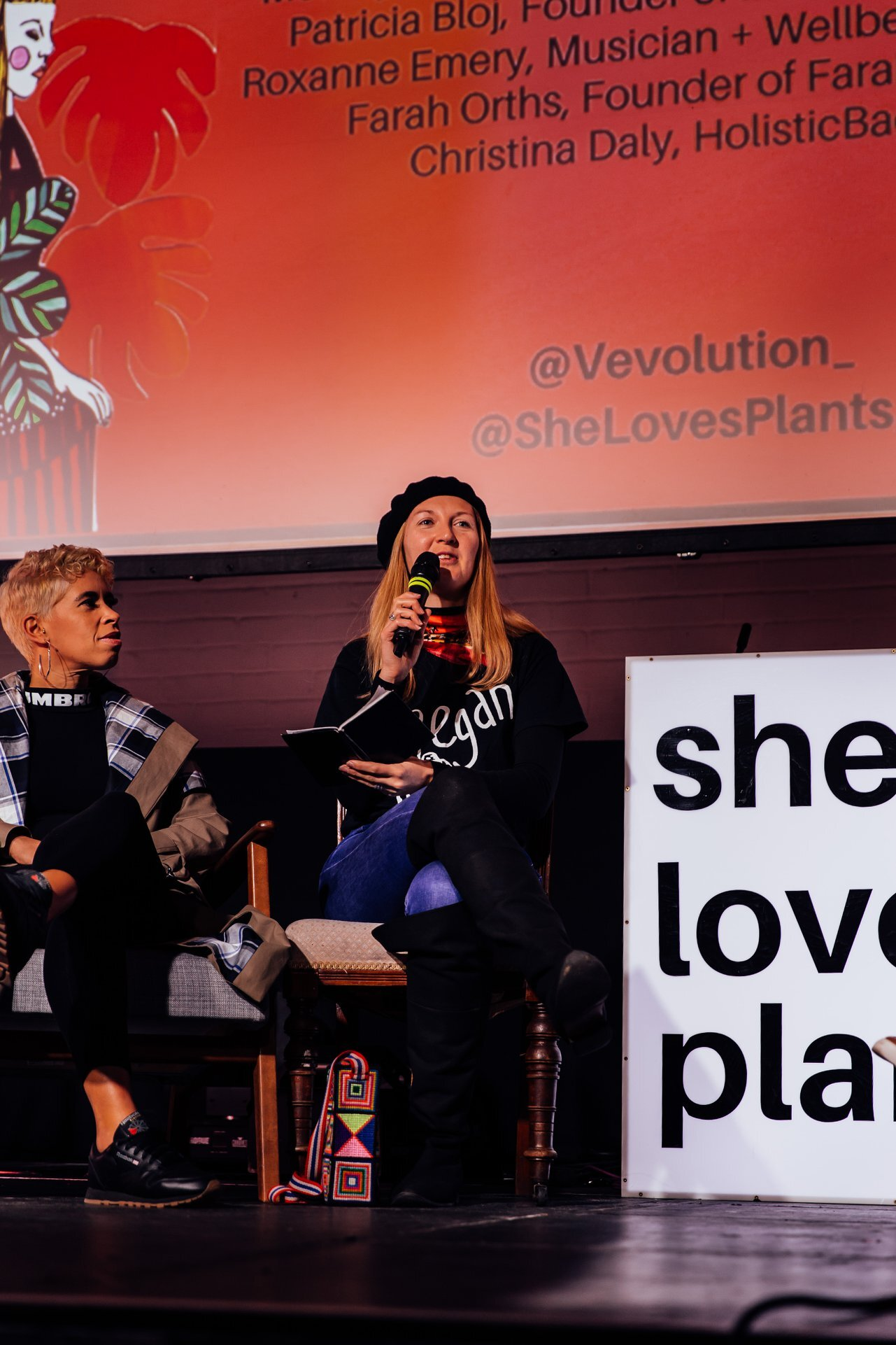 Sarah at She Loves Plants 2019