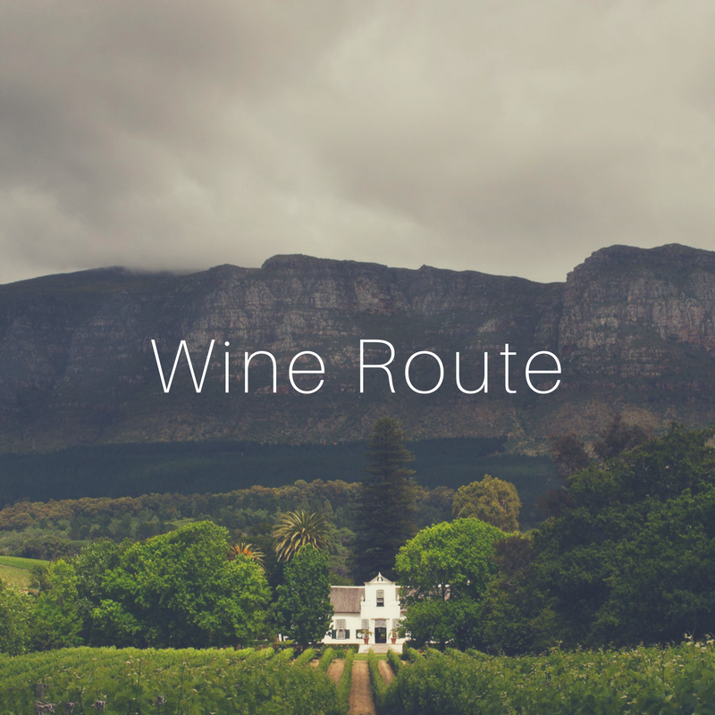 - We can recommend a Wine Tasting Tour of the Constantia Wine lands. The 8 estates that make up the Constantia Wine Route are: Constantia Glen, Eagles Nest, High Constantia Wine cellars, Groot Constantia, Klein Constantia, Buitenverwachting, Constantia Uitsig and Steenberg. Each estate boasts restaurants of international standard as well as a few art galleries and museums.