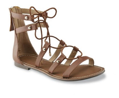 Route 66 Women s Athena Brown Gladiator Lace Up Sandal   Clothing  Shoes   Jewelry   Shoes   Women s Shoes   Women s Sandals.jpeg