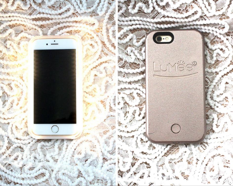L  umee iPhone Cover