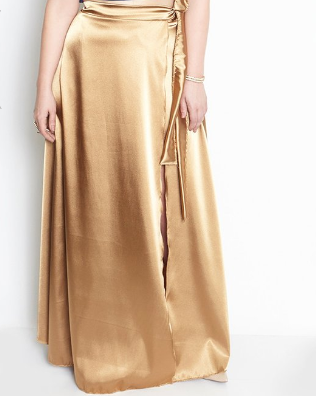 Rebdolls  Gold Lux  Wrap Maxi Satin Skirt   Final Sale Clearance – REBDOLLS.png