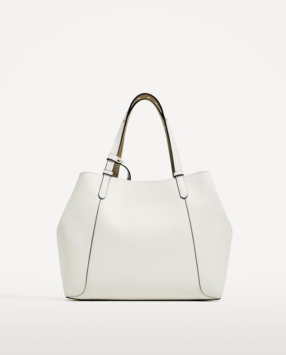 Zara Reversible Tote Bag