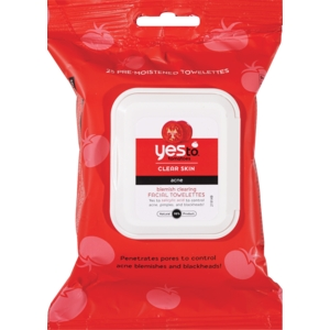 Yes to Tomatoes Blemish Clearing Facial Towlettes