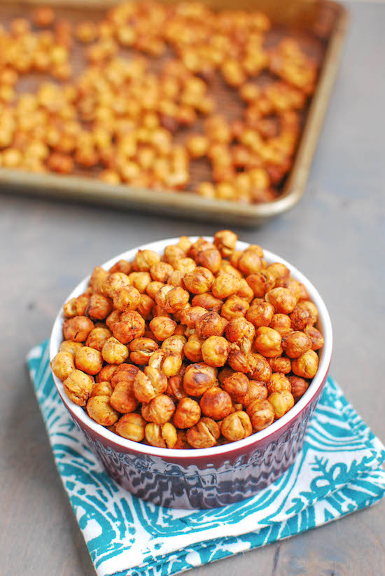 The Lean Green Bean - How to Roast Chickpeas