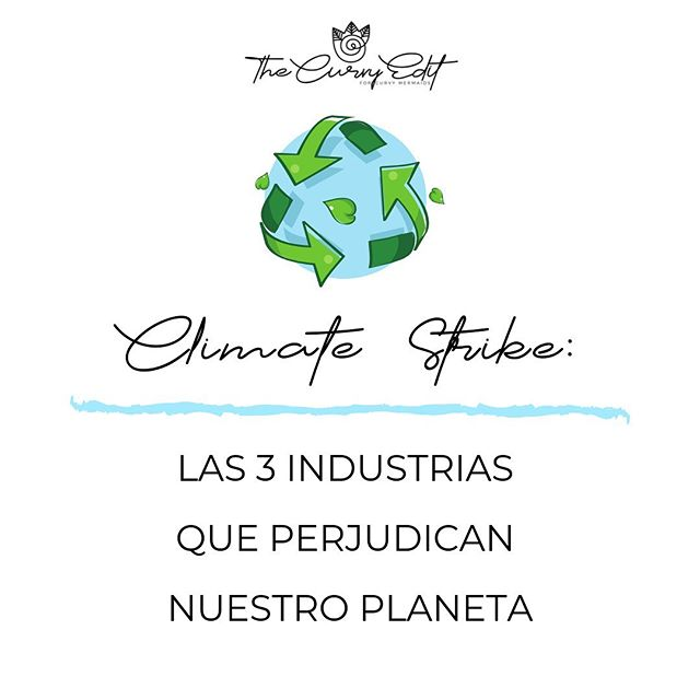 Hoy fue el #ClimateStrike, al cual lamentablemente no pude asistir, pero igual siento la responsabilidad de compartir el por qué es importante que estemos conscientes de las cosas que afectan el cambio climático, qué podemos hacer individualmente y qué le toca al gobierno globalmente. Recuerden que hay cosas que no podremos hacer individualmente, lo importante es que hagas lo que sí te es posible. Este planeta es para todxs. 🌎 ¡Comparte! 📲 Nota: Mañana hay actividad sobre el tema por @el_puente_elac. Visiten su perfil para detalles. ♻️🌱 #gogreen #prclimatestrike #climatechange #globalwarming #calentamientoglobal #cambioclimatico #puertoricoverde #ecofriendly #vegan #meatless #ecoamigable #vegano #sincarne #energiaverde #greenenergy #thecurvyedit #savetheplanet #cuidaelplaneta