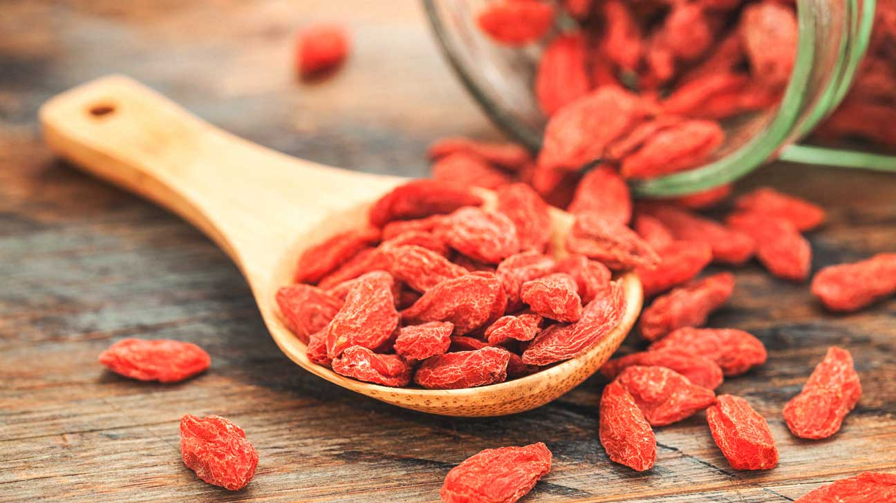 View Organic Goji Berries on Amazon