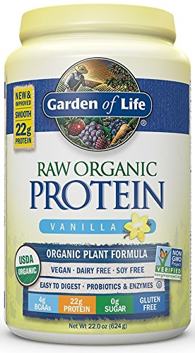 View Garden of Life Protein on Amazon