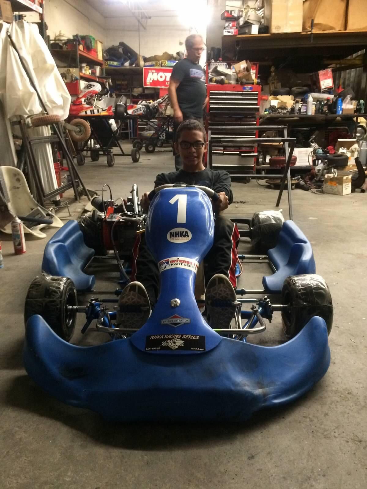 Race-Ready at CF Motorsports Shop