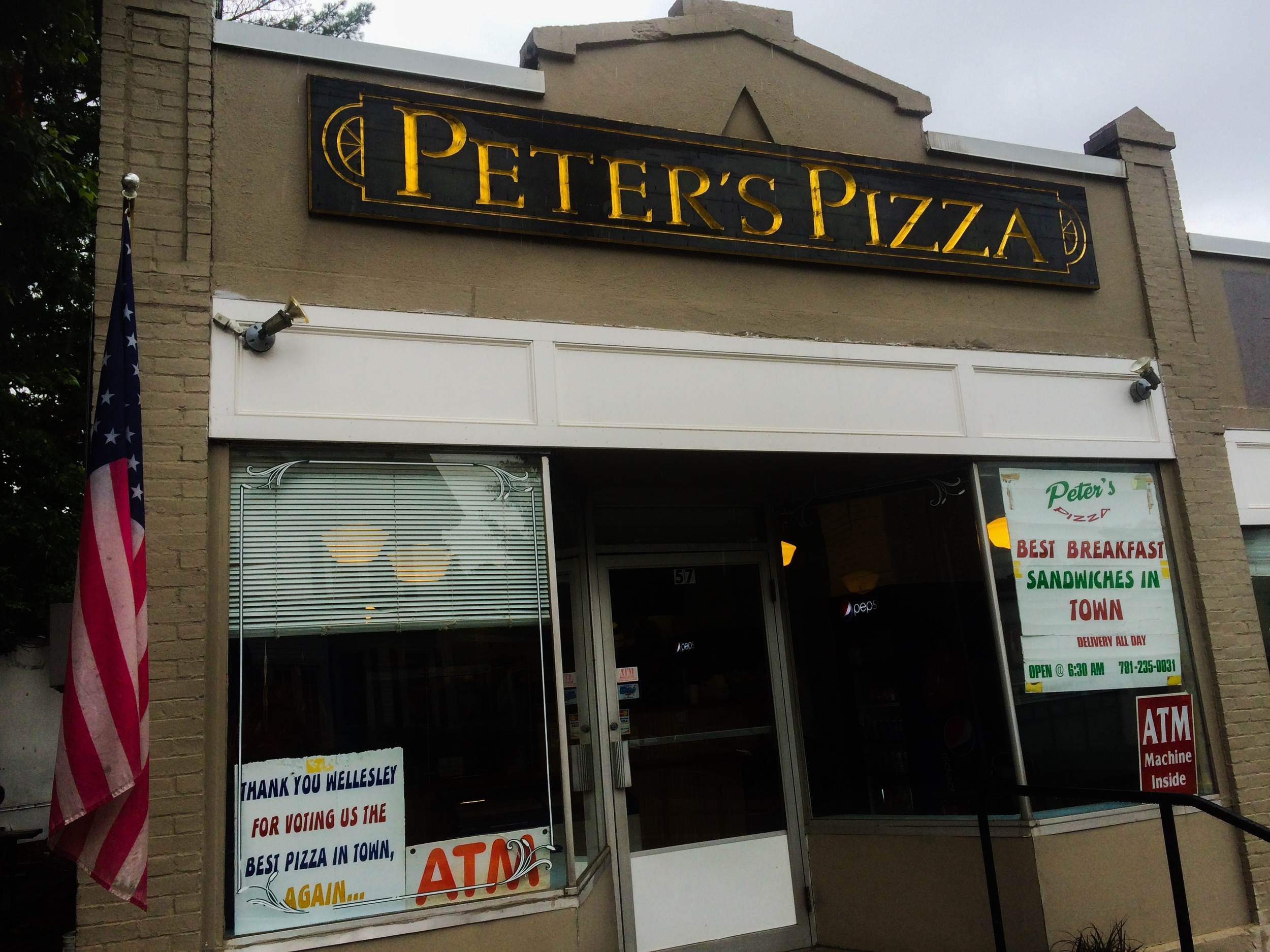 Peter's Pizza