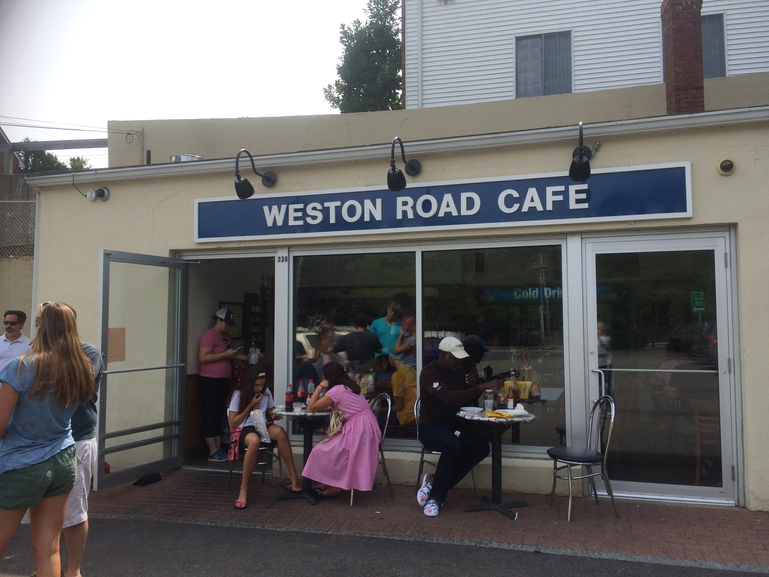 Weston Road Cafe